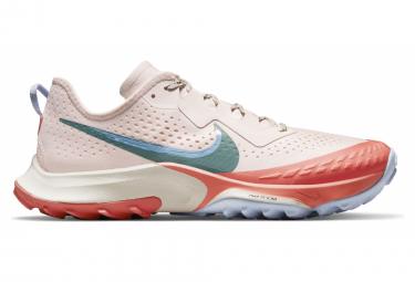 Chaussures de Trail Femme Nike Air Zoom Terra Kiger 7 Rose / Bleu