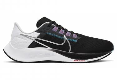 Zapatillas Nike Air Zoom Pegasus 38 para Hombre Negro / Blanco