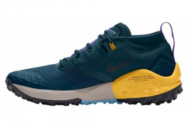 Chaussures de Trail Nike Wildhorse 7 Vert / Jaune