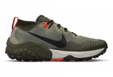 Chaussures de Trail Nike Wildhorse 7 Kaki / Noir