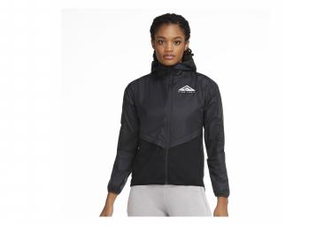 Veste imperméable Femme Nike Shield Trail Noir