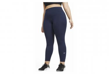 Collant Long Femme Nike Dri-Fit One Bleu