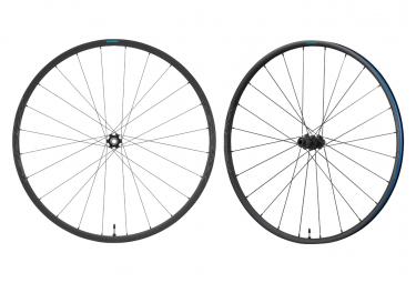 Set di ruote Shimano GRX RX570 Disc 700c | 12x100 - 12x142mm | Centerlock