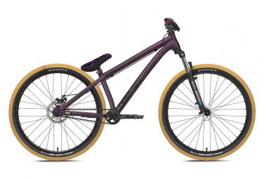 NS Bikes Zircus Single Speed 26 '' Dirt Bike Lila 2021