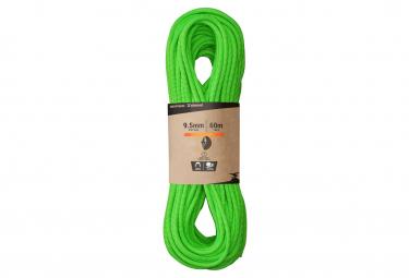 Simond Cliff Rope 9.5mm x 60m Green