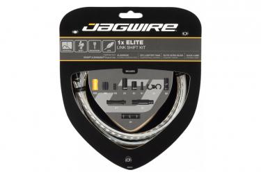 Jagwire 1x Elite Link Shift Kit Plateado