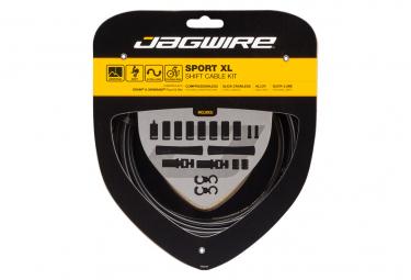 Kit de cambio Jagwire Sport XL negro