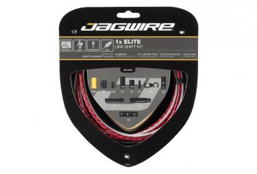 Kit de cambio Jagwire 1x Elite Link rojo