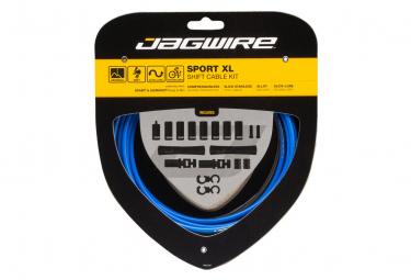 Kit de cambio Jagwire Sport XL azul