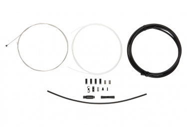 Jagwire 1x Elite Sealed Shift Kit Stealth Red