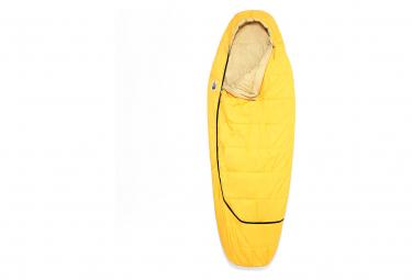 The North Face Eco Trail Synthetic 2 Saco de dormir amarillo regular