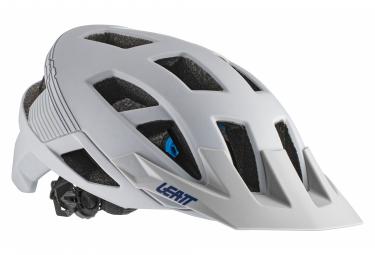 Casque Leatt MTB 4.0 All Mountain V21.1 Steel / Gris