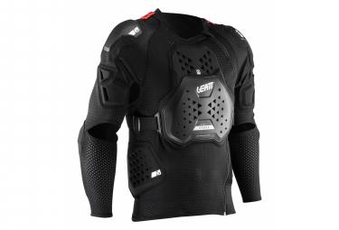 Chaqueta Leatt Body Protector 3DF AirFit Hybrid negra