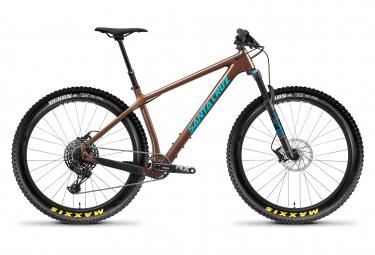 VTT Semi-Rigide Santa Cruz Chameleon R Carbone 29'' | Sram NX Eagle 12V | Bronze 2021