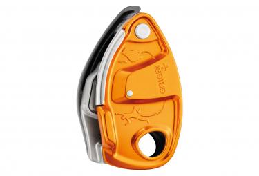 Petzl Grigri + Orange Sicherungsgerät