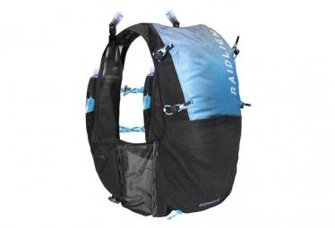 Chaqueta De Hidratacion Raidlight Responsiv Vest 6l Negro Azul M