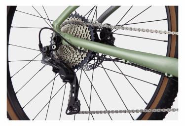 Gravel Bike Eléctrique Cannondale Topstone Neo SL 1 Mahle ebikemotion X35 250W Shimano GRX 11V Agave