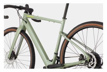 Bicicleta Gravel Eléctrica Cannondale Topstone Neo SL 1 Mahle ebikemotion X35 250W Shimano GRX 11V Agave