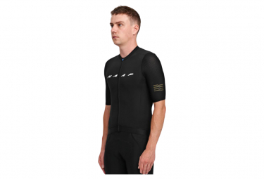 Maap Evade Pro Base Short Sleeve Jersey Black