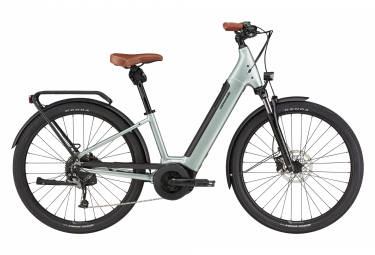 Vélo de Ville Électrique Cannondale Adventure Neo 2 EQ Shimano Alivio 9V 500 Gris 2021