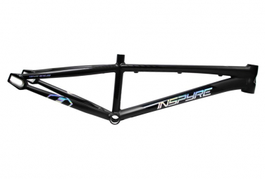 CADRE INSPYRE EVO DISC 2021 MATTE BLACK / HOLLOGRAPHIC