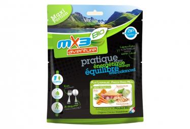 Mx3 Harina Liofilizada Cuscus De Pollo Organico 150 G