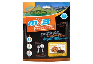 Mx3 Chocolate Muesli Liofilizado 115 G