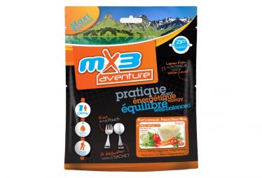 Harina Liofilizada Mx3 Arroz Con Verduras Vegetarianas 150 G