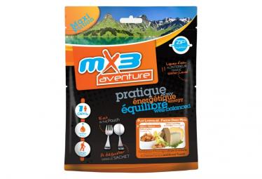 Comida Liofilizada Mx3 Fondue Con 4 Quesos Y Picatostes 125 G