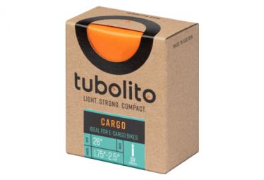 Tubolito Cargo 26 '' Inner Tube Schrader 40 mm