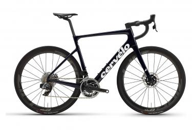 Bicicleta de carretera Cervélo Caledonia-5 Ultegra Disc Sram Red AXS 12V Blue 2021