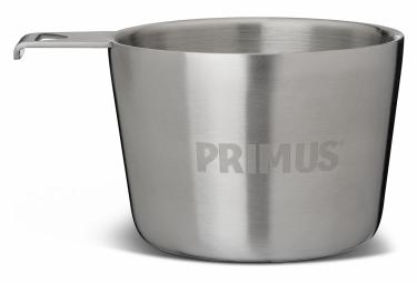 Mug Primus Kåsa Acier Gris