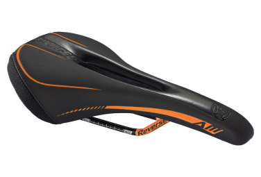 Reverse AM Ergo Saddle Black / Orange