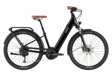 Bicicleta eléctrica de ciudad Cannondale Adventure Neo 3 EQ 650b Shimano 9V 400Wh negro
