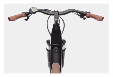Bicicletta elettrica da città Cannondale Adventure Neo 3 EQ 650b Shimano 9V 400Wh nera