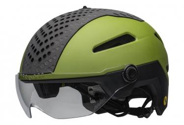 Casco Bell Annex Shield Mips Verde / Nero 2021