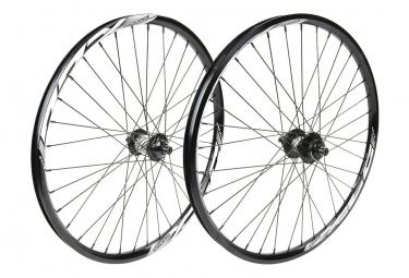 Paire de roue EXCESS XLC-2 pro lite/pro 507x28mm 36h black