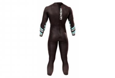 Mako Genesis 2.1 Neoprene Suit Black / Blue