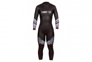 Mako Genesis 2.1 Women's Wetsuit Black / Blue