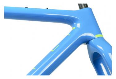 Kit Cadre / Fourche Open UP Bleu