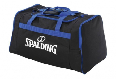 SPALDING Sac de sport Team Medium - 50 L - Bleu roi