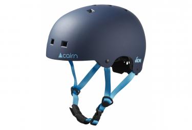 Casco Cairn Eon Matt Azul S  52 55 Cm