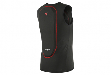 Dainese Scarabeo Air Vest Child Protector with Back Protector Black