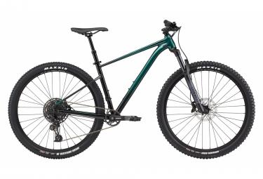 Hardtail MTB Cannondale Trail SE 2 Sram SX Eagle 12V 29 '' Smaragd