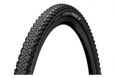 Pneu Gravel Continental Terra Trail 700 mm Tubeless Ready Souple ShieldWall System PureGrip Compound E-Bike e25