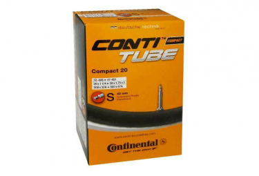 Chambre à Air Continental Compact 20'' Presta 42 mm