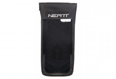 Neatt L Wasserdichter Smartphone-Halter und Schutz 20,5 x 8,1 cm Schwarz