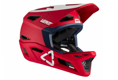 Casco Leatt Mtb 4 0 V21 1 Rojo Chilli S  55 56 Cm