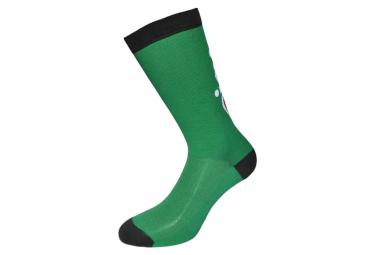 Calcetines Cinelli Ciao Verde 37 39