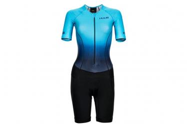 Huub Commit Damen Trisuit Long Blue / Black